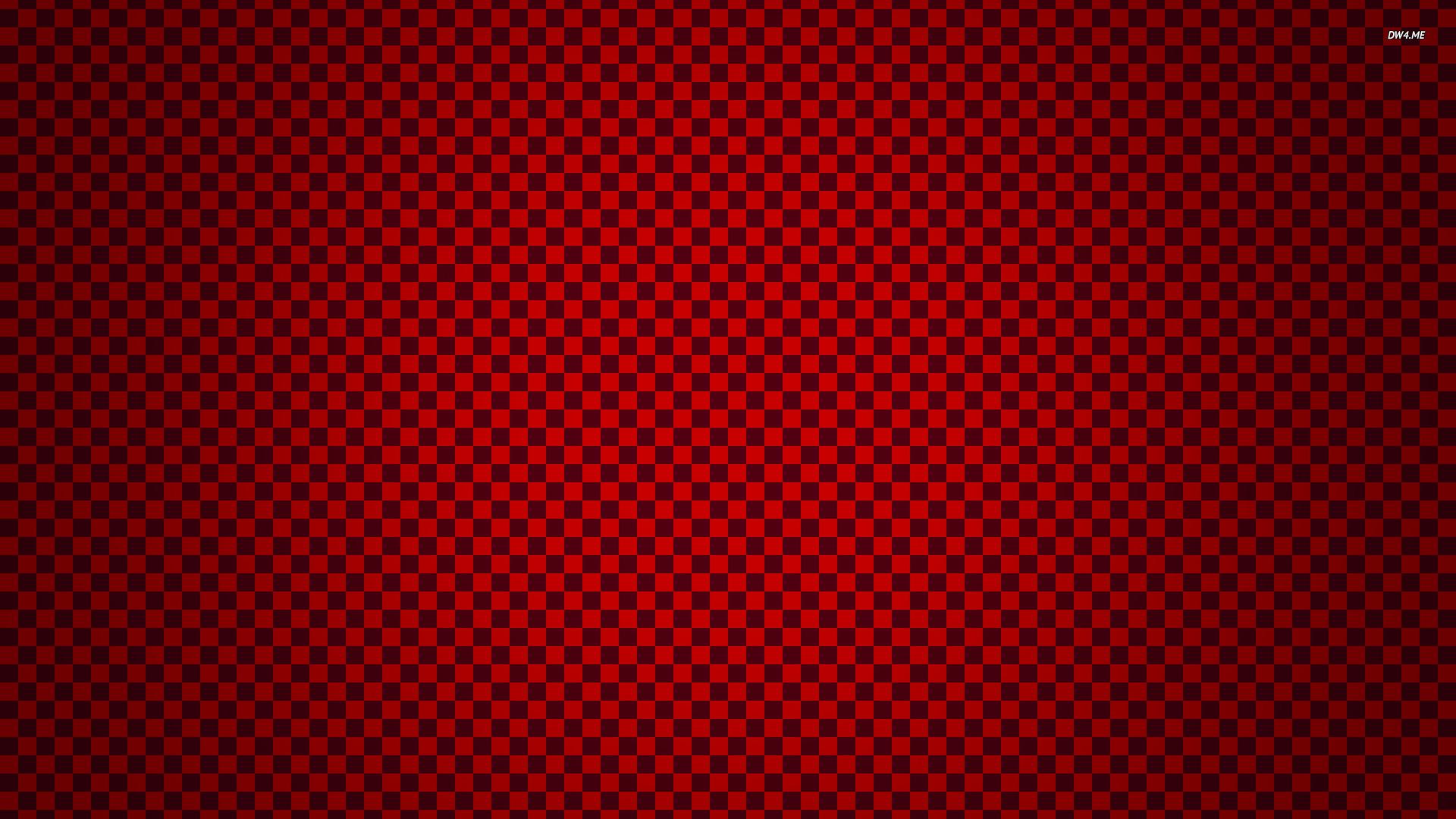 Black checked wallpaper wallpapersafari for Red check wallpaper