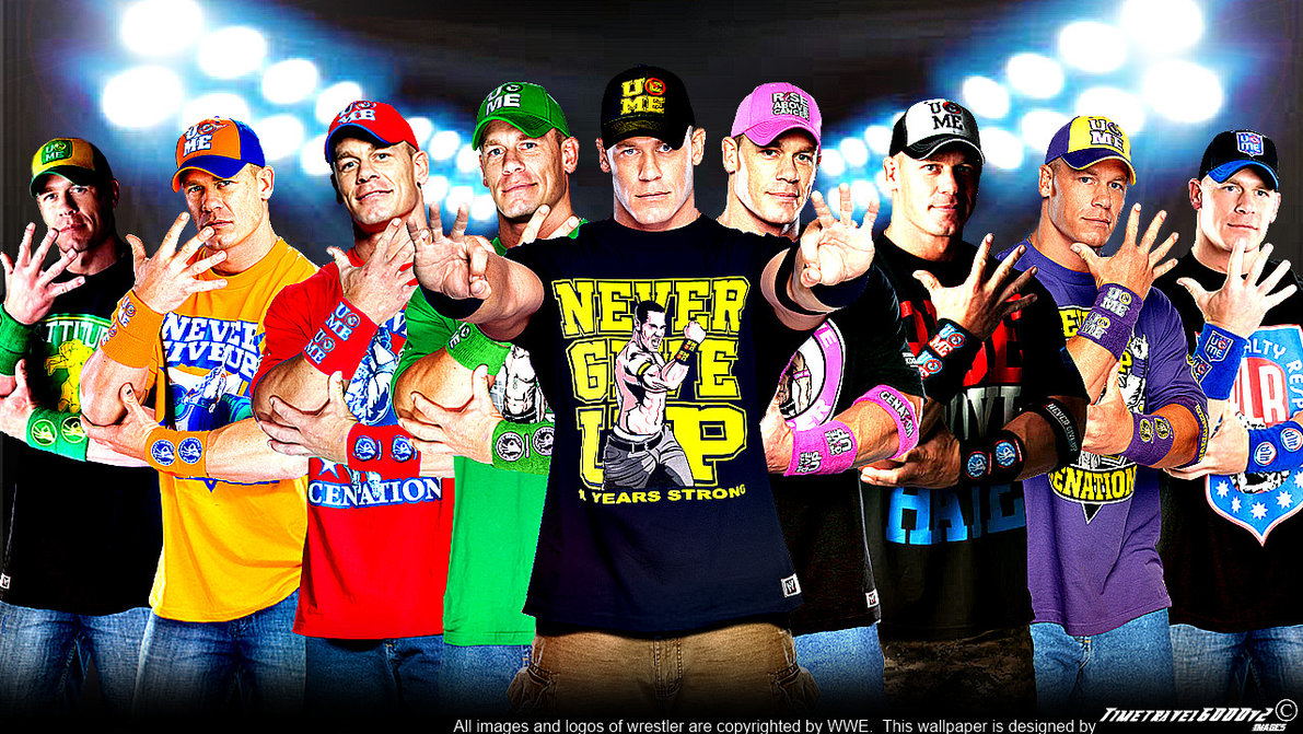wwe john cena dark wallpaper | high definitions wallpapers