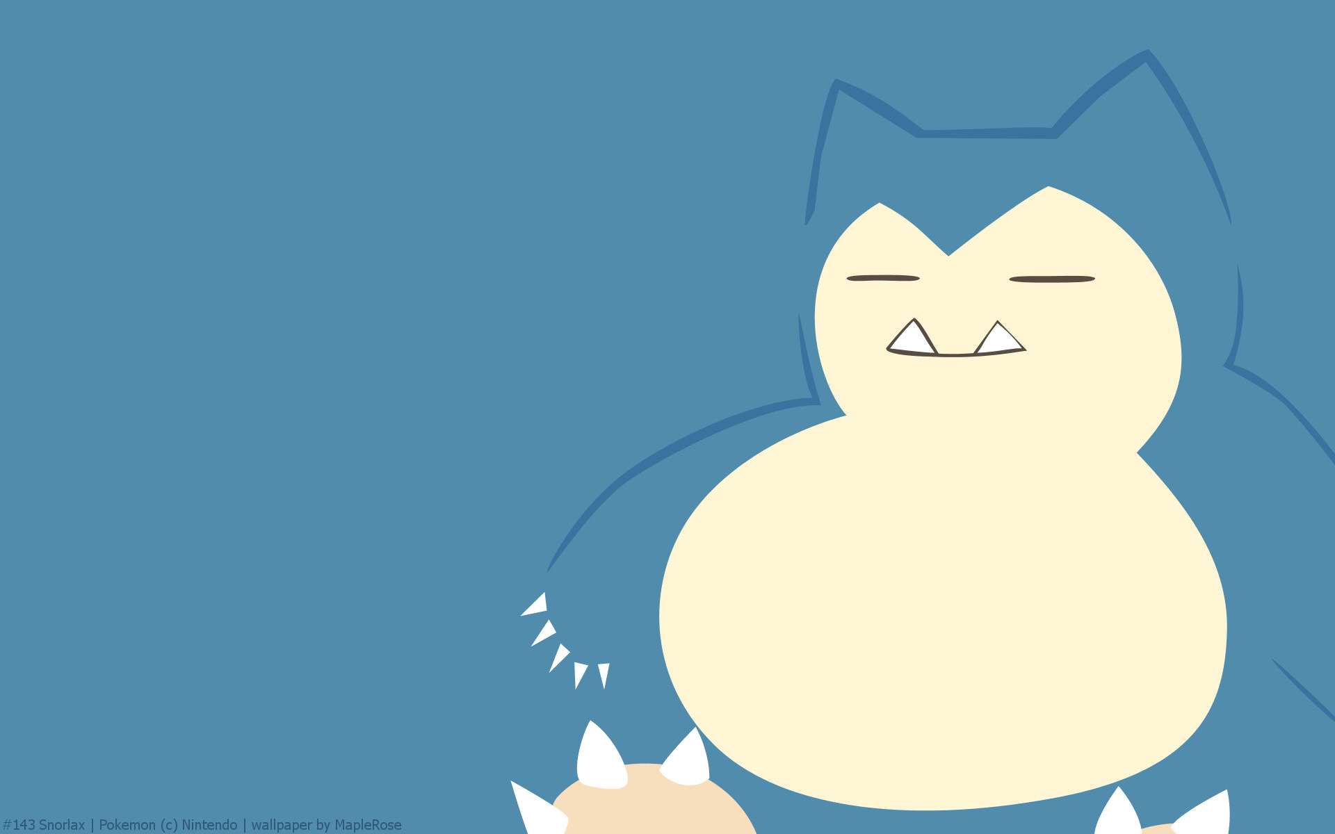 Snorlax Desktop Backgrounds 1920x1200