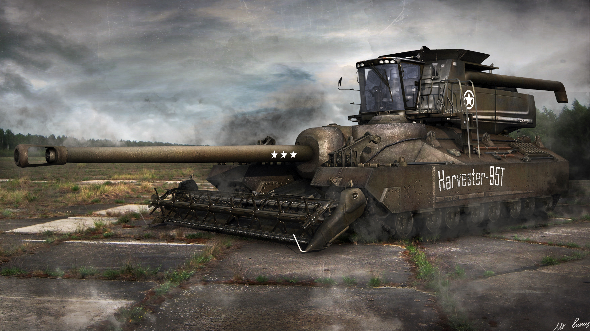 Free download Download Wallpaper 1920x1080 World of tanks