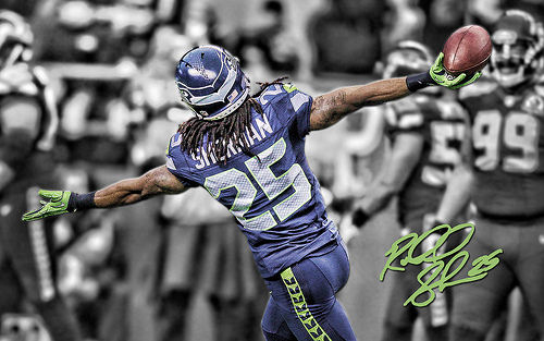 Richard Sherman Seahawks Wallpaper Flickr   Photo Sharing 500x313