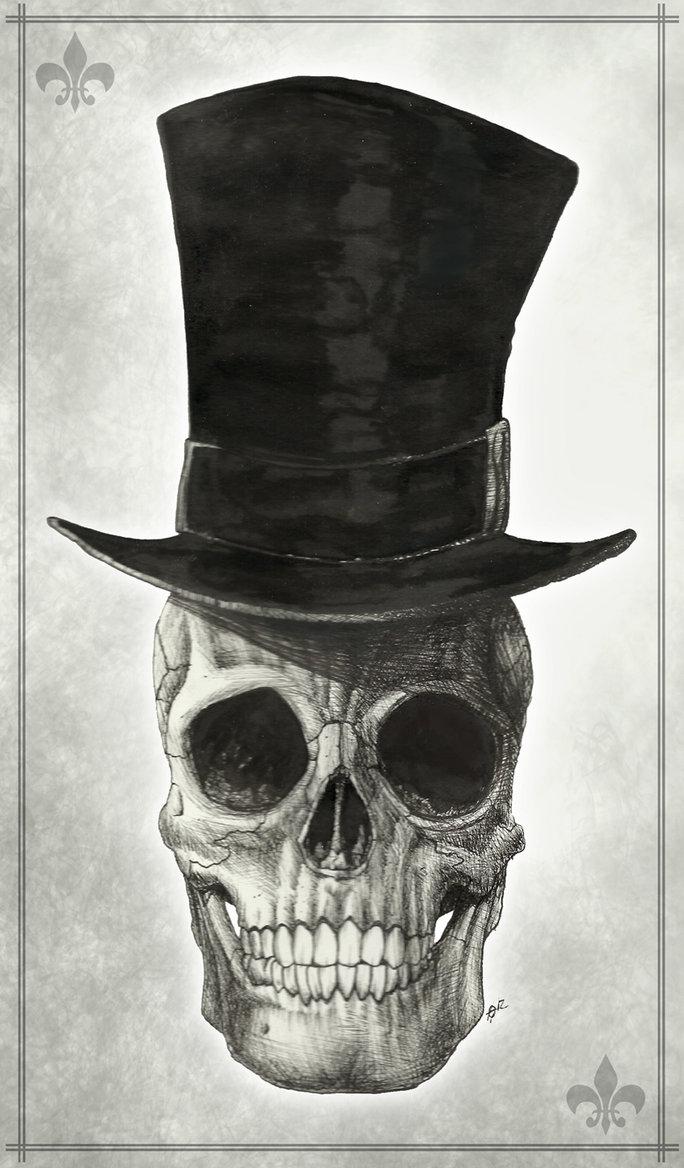[45+] Skulls with Hats Wallpaper on WallpaperSafari