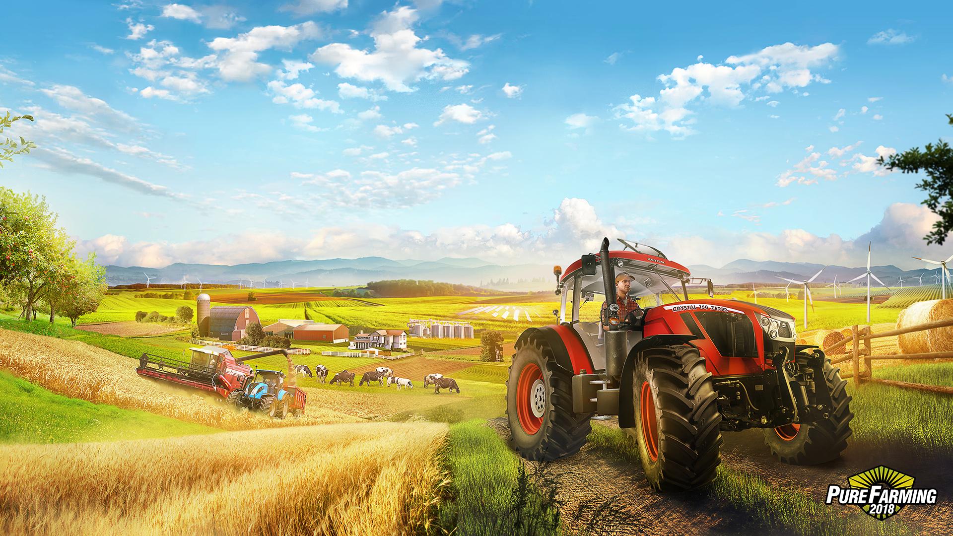 Pure Farming 2018 Trailer Comes in Threes   n3rdabl3 1920x1080