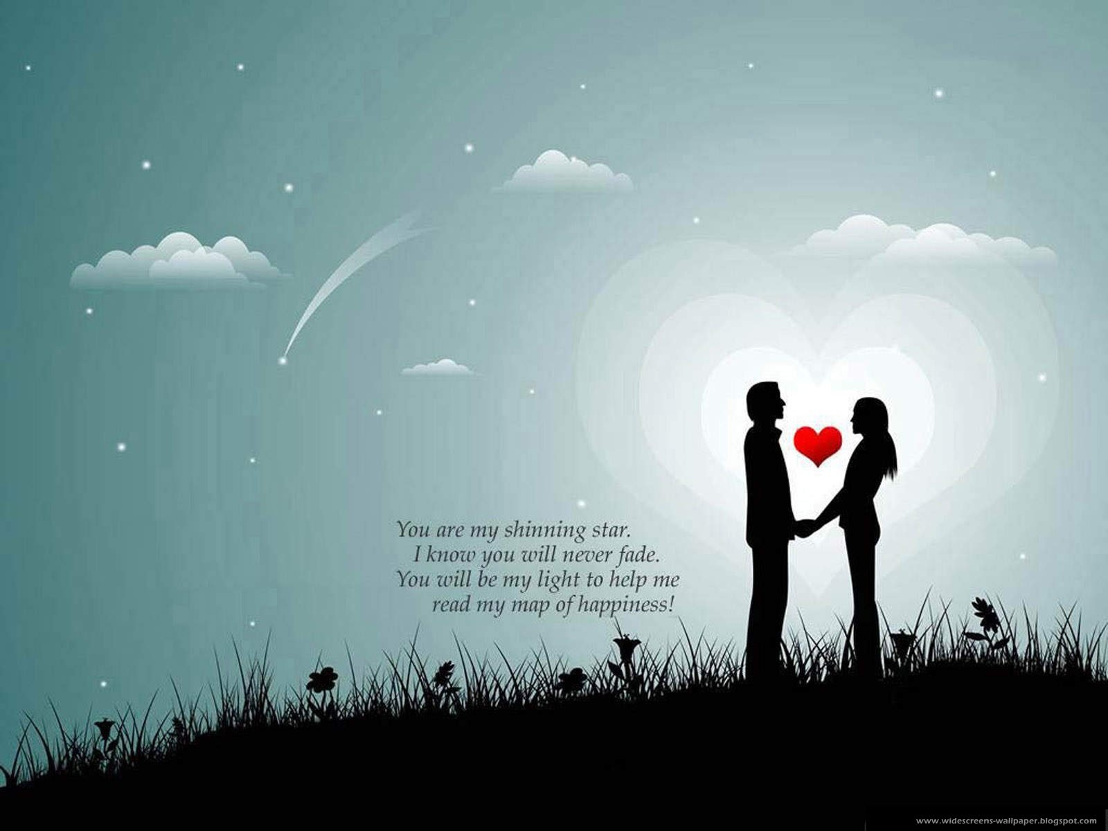 and Mobile Phones New Romantic Love Words And Quotations Wallpapers 1600x1200