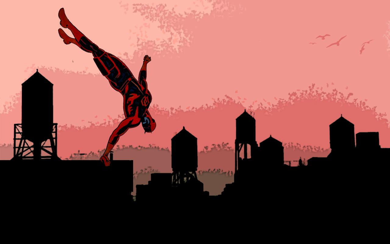Daredevil Marvel Wallpaper 1280x800 Daredevil Marvel Comics 1280x800