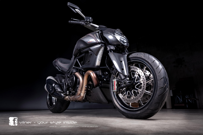 2013 Vilner Ducati Diavel superbike superbikes bike engine engines 3000x2000