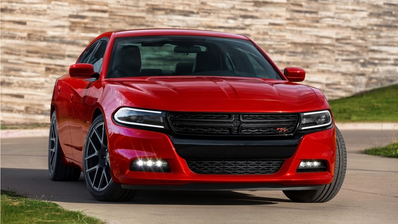 2015 Dodge Charger Wallpaper HD Car Wallpapers 1366x768