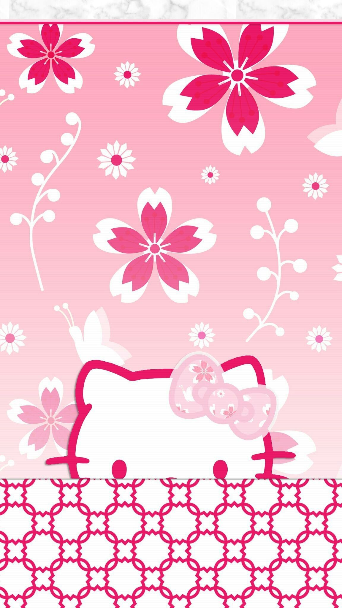 47 ] Hello Kitty Cute Wallpaper On WallpaperSafari