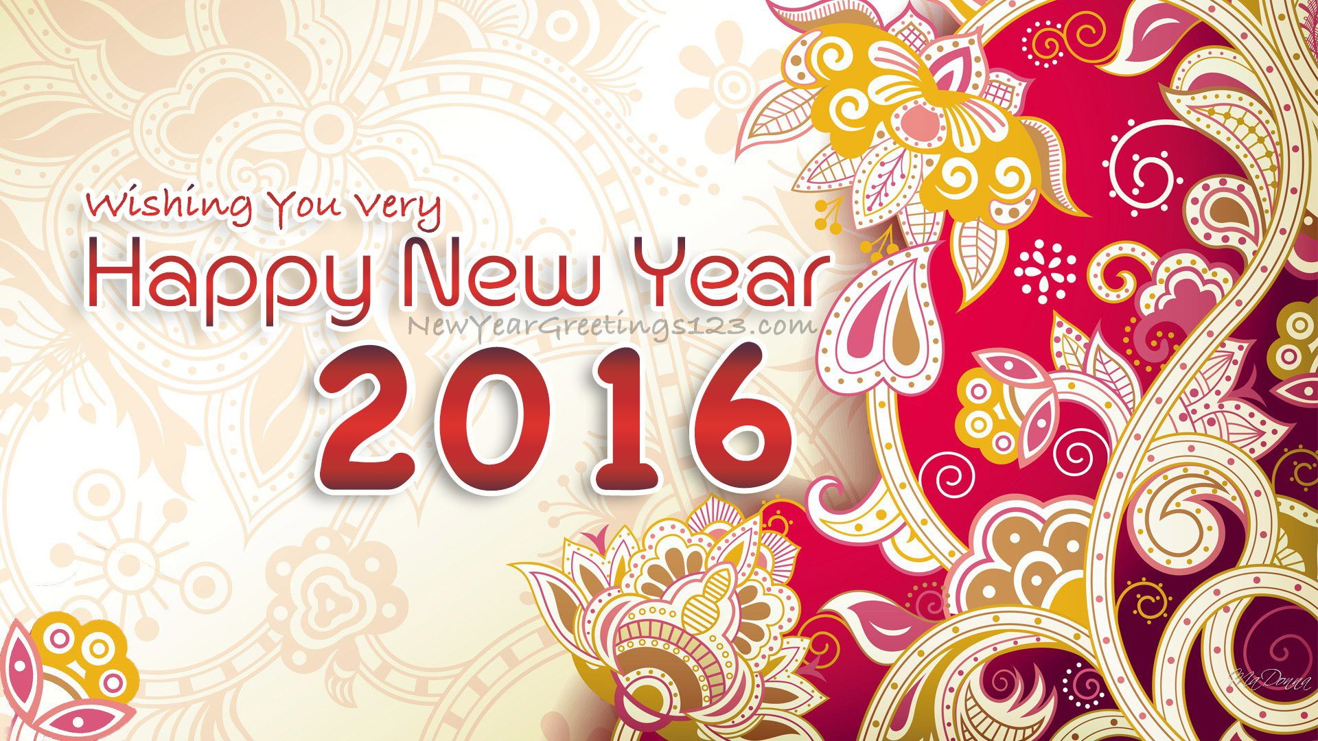 Wallpaper download new year 2016 - Best Happy New Year 2016 Art Hd Wallpaper 2016 Download