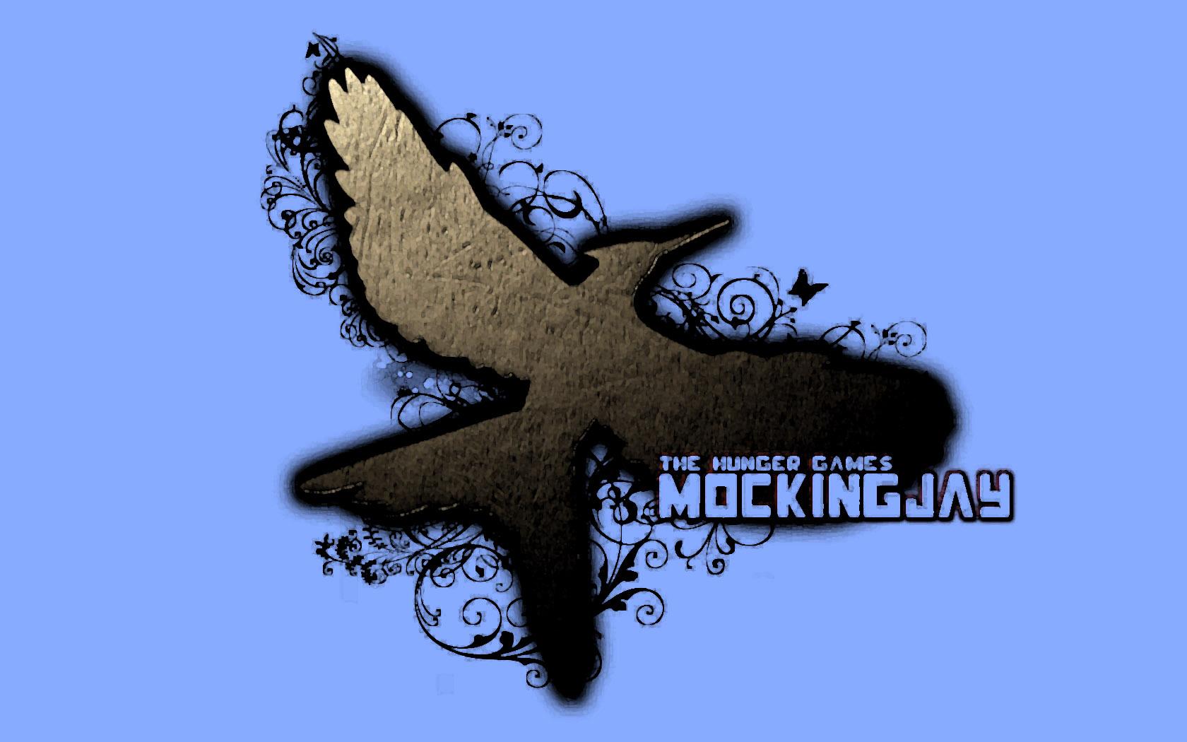 MockingJay   The Hunger Games Wallpaper 27307918 1680x1050