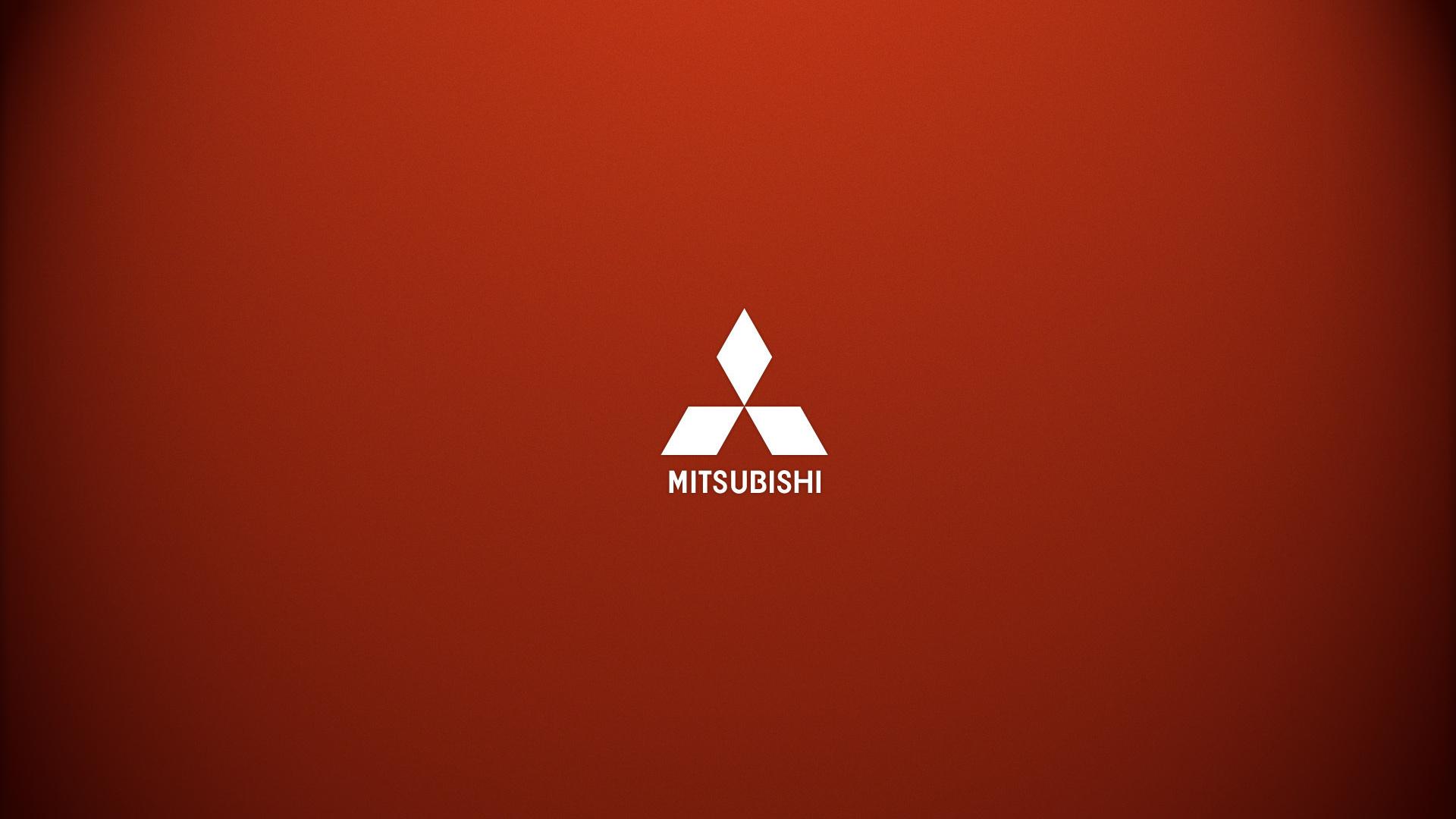 Mitsubishi Logo Wallpaper For Desktop 1920x1080