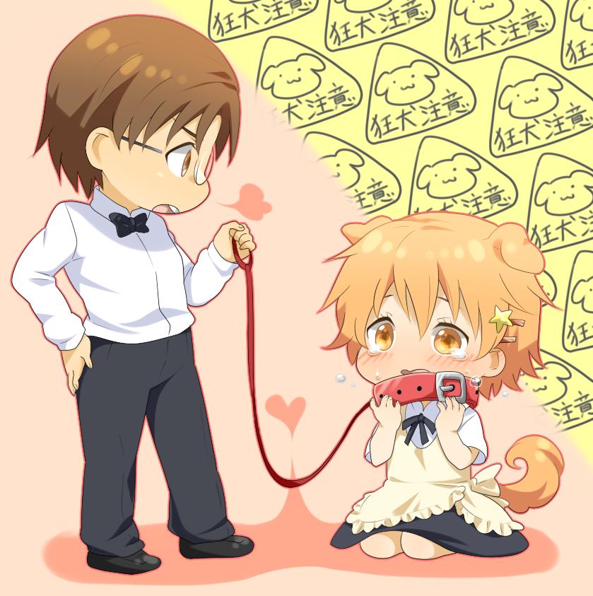cute anime boy wallpaper anime boy chibi anime 839x843
