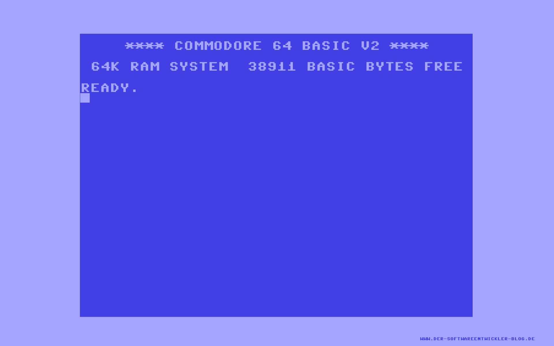 1920x1200 Retro C64 desktop PC and Mac wallpaper 1920x1200