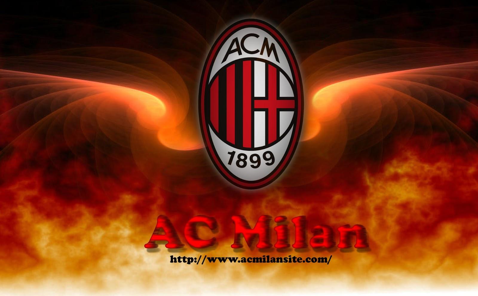 Ac Milan Logo Page PelautsCom 1600x991