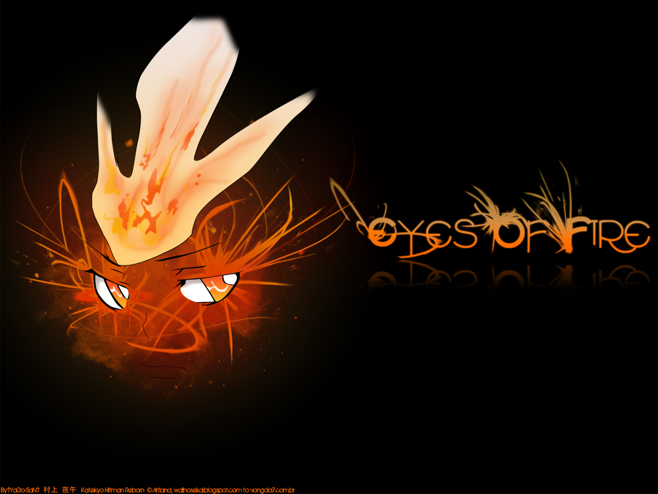 Reborn Wallpaper   Katekyo Hitman Reborn Wallpaper 25674041 1280x960