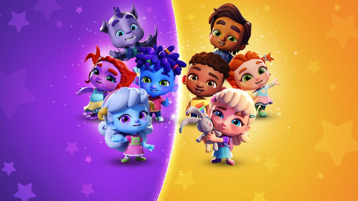 Super Monsters The New Class 1366x768