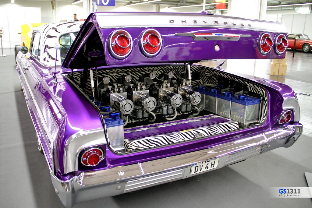 1964 Chevy Impala Lowrider Wallpaper Chevrolet 1024x683