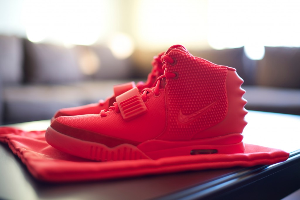 Nike Air Yeezy 2 Red Exclusive Images Sole U 1024x683