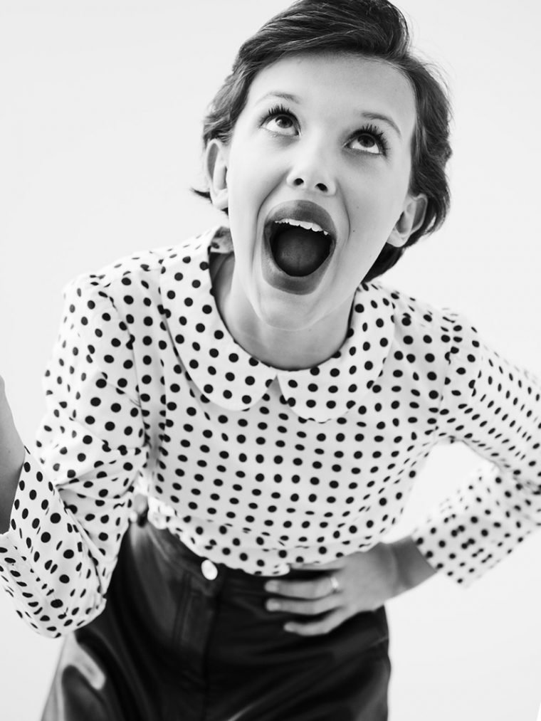 Millie Bobby Brown Wallpapers 760x1013