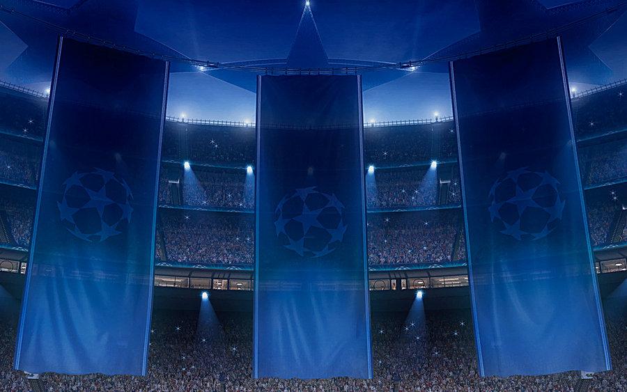 UEFA Champions League Wallpaper by Drzu 900x563
