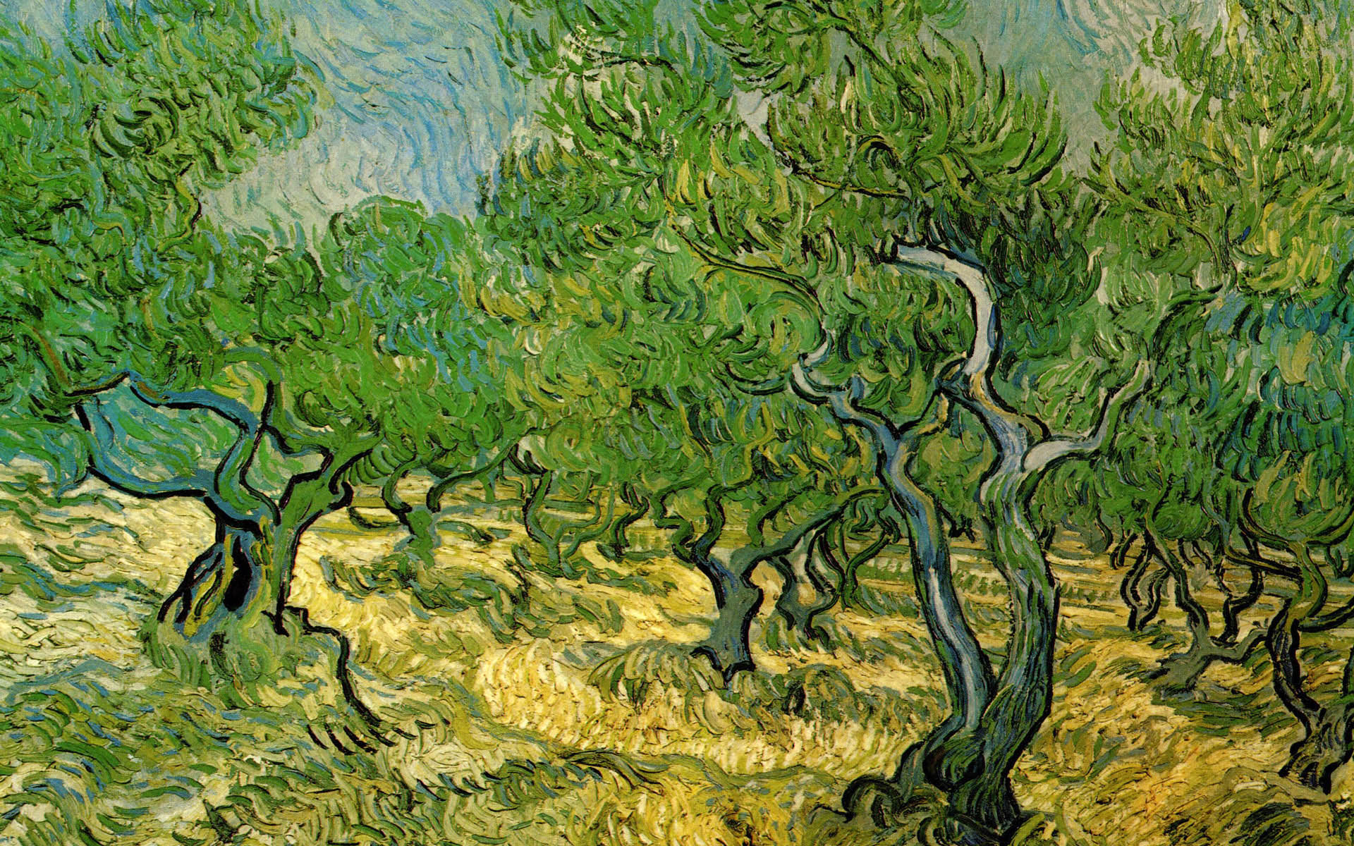 Van Gogh Wallpaper 2017   2018 Best Cars Reviews 1920x1200