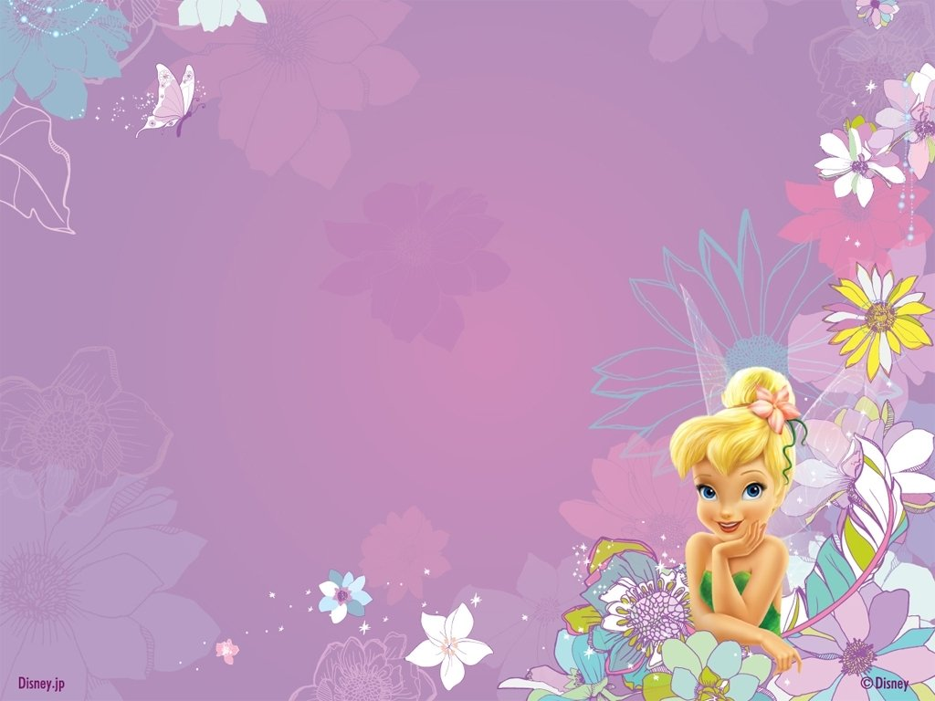 Tinkerbell Wallpaper   Tinkerbell Wallpaper 8250905 1024x768