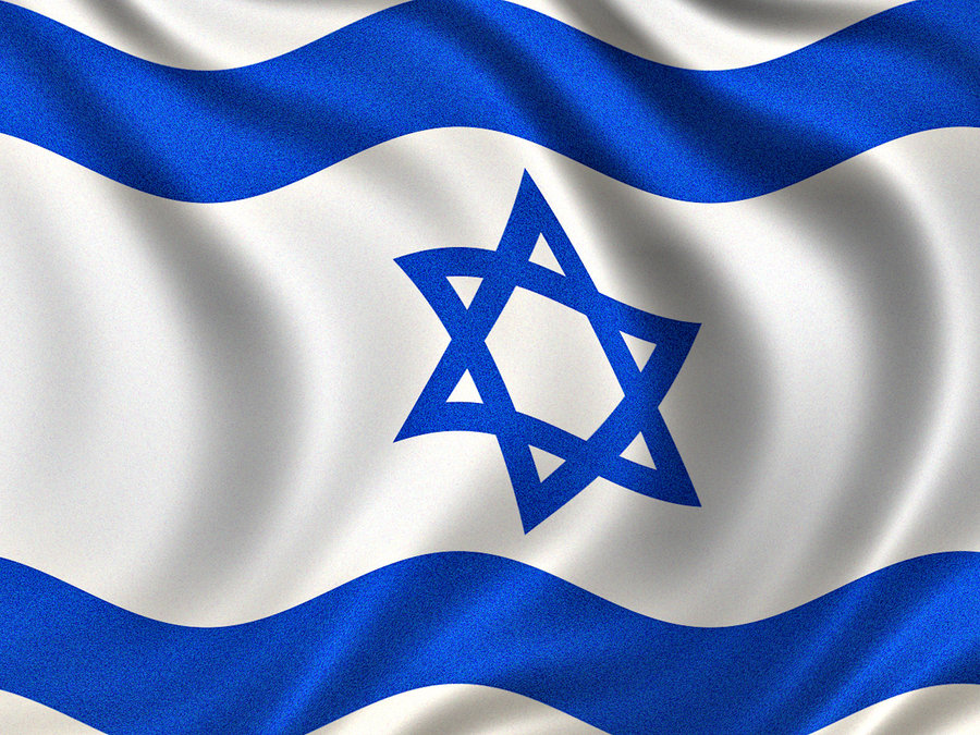 flag of israel wallpaper - photo #6