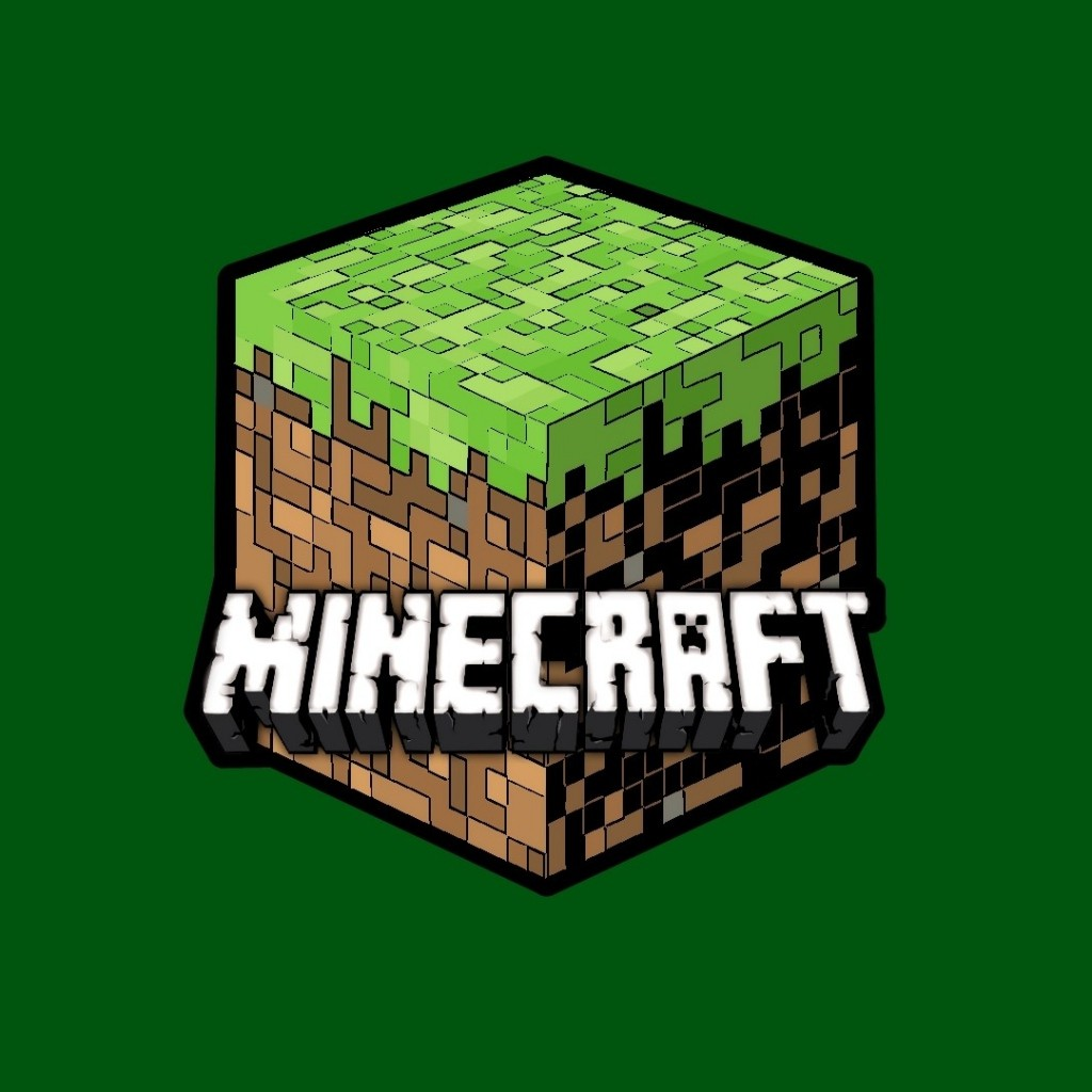 ipad wallpaper minecraft   Wallpapers 1024x1024