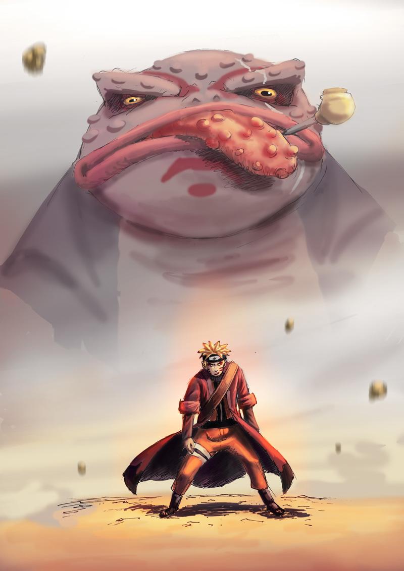 Free Download Naruto Jiraiya Sage Mode Naruto Story From