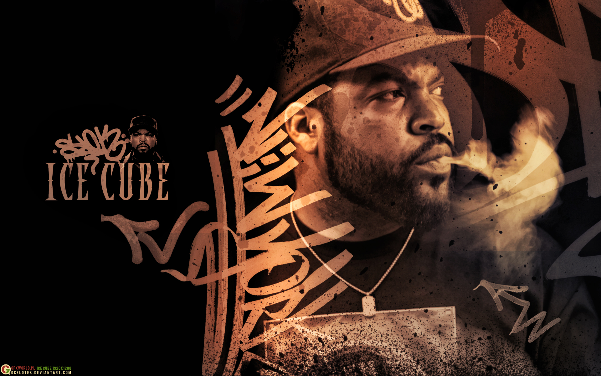 Ice Cube HD Wallpapers 1920x1200