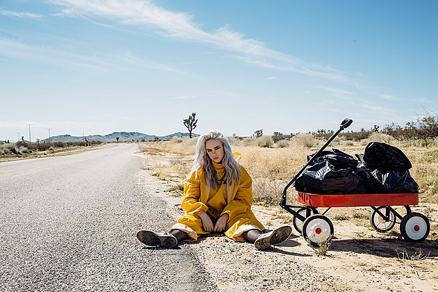 Billie Eilish On the State of Pop Interview 630x420