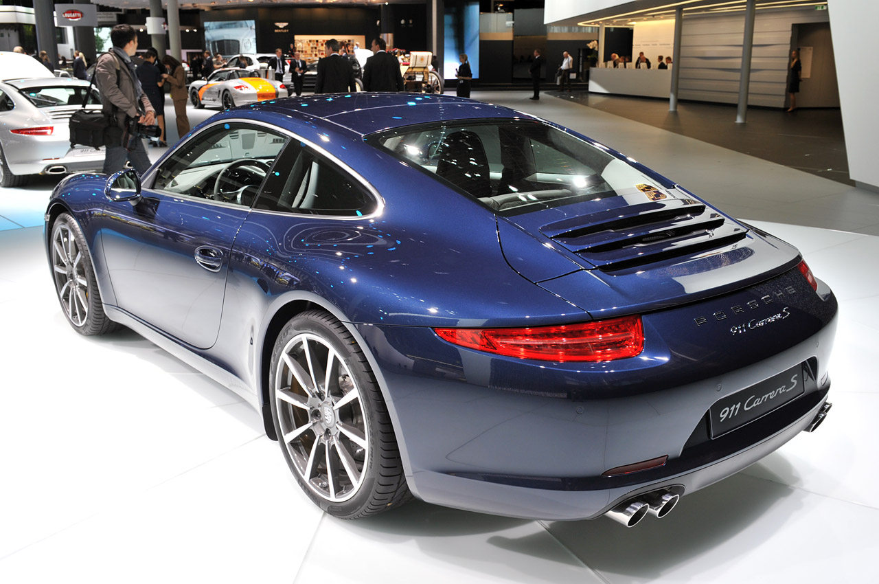 Home Galleries 2012 Porsche 911 Carrera S Wallpapers and Pictures 1280x850
