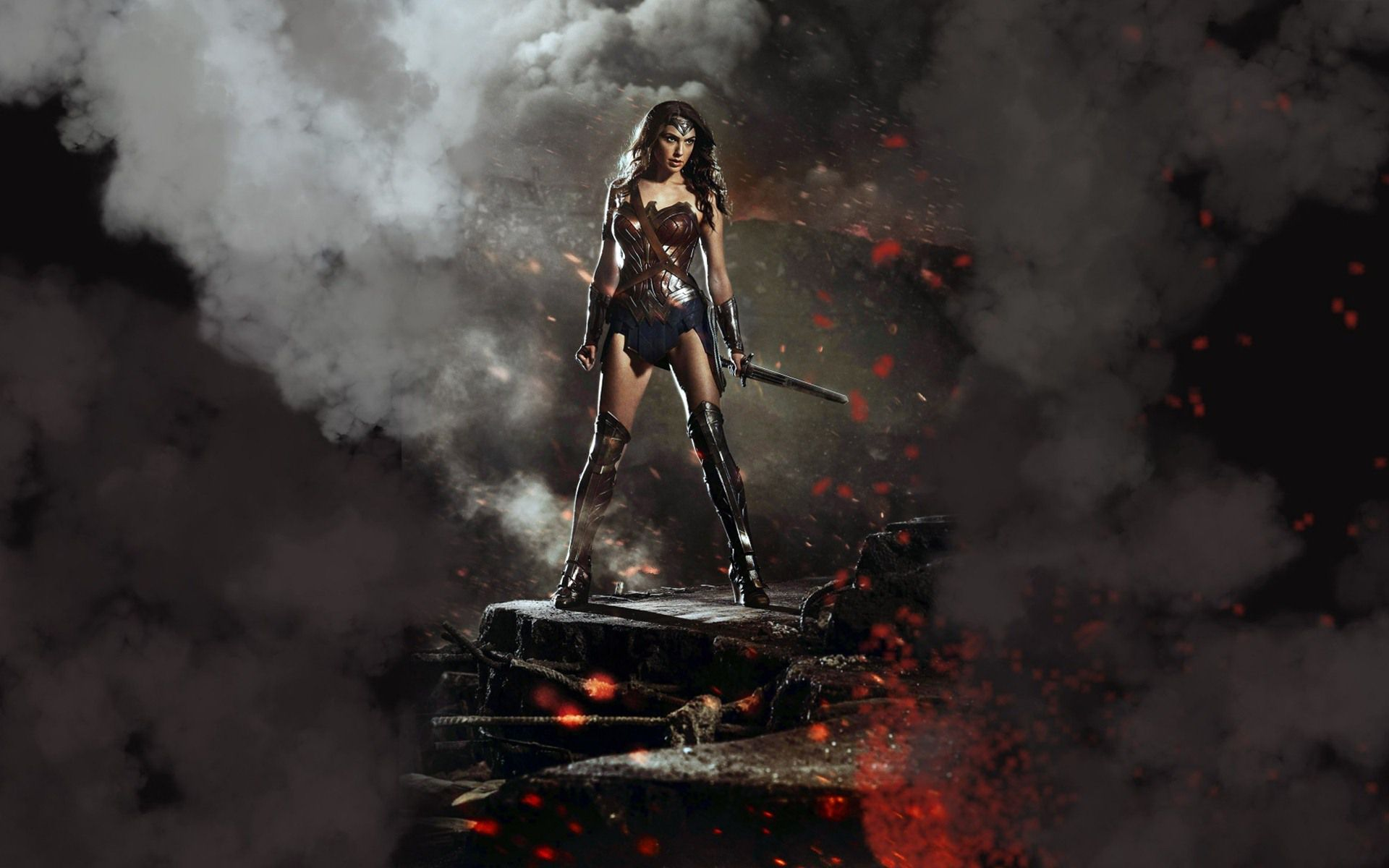 1920x1200px Wonder Woman Wallpaper Hd Wallpapersafari