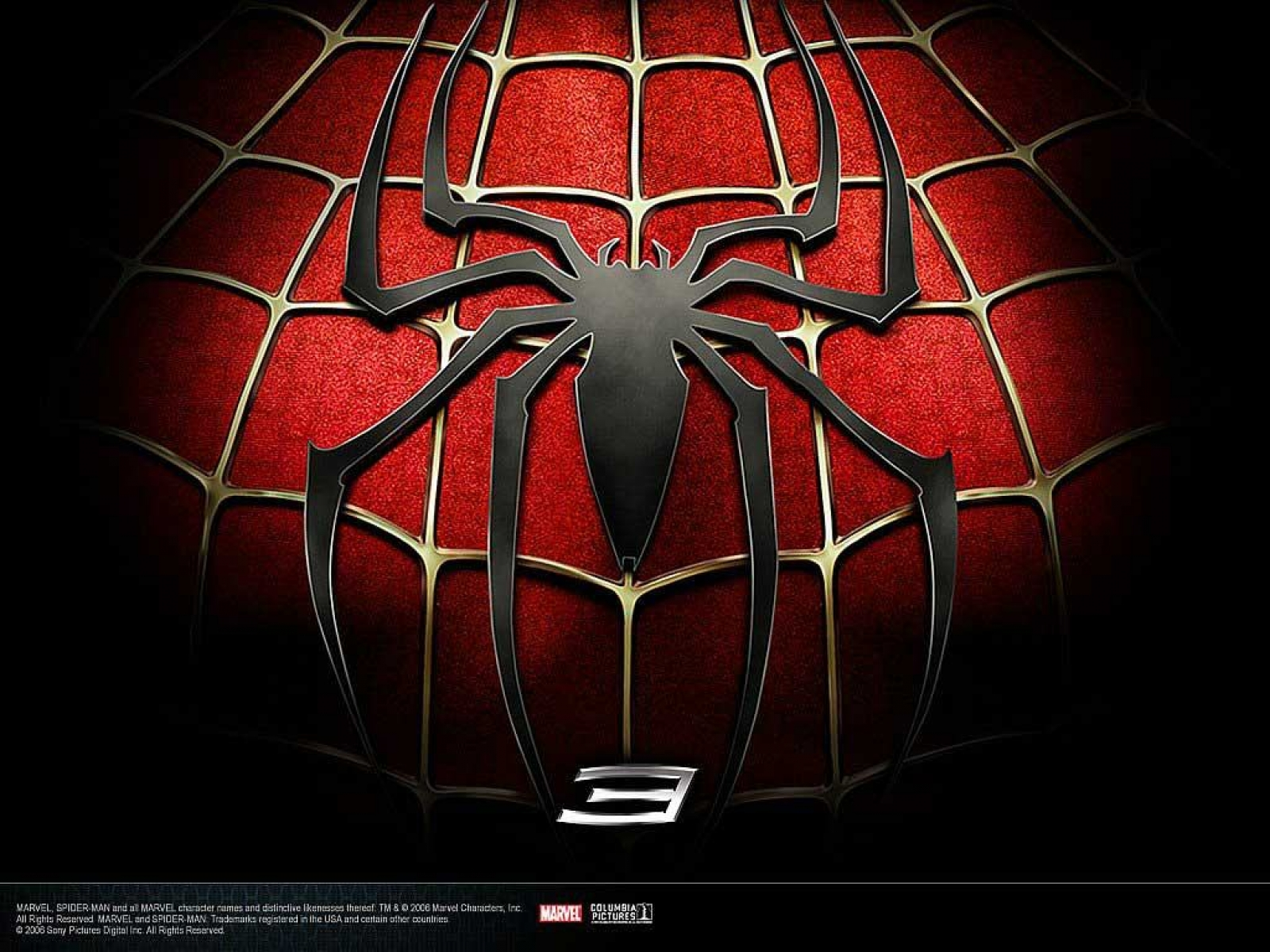 Wallpapers Backgrounds   Download Spiderman Hd Wallpapers Logo 1600x1200