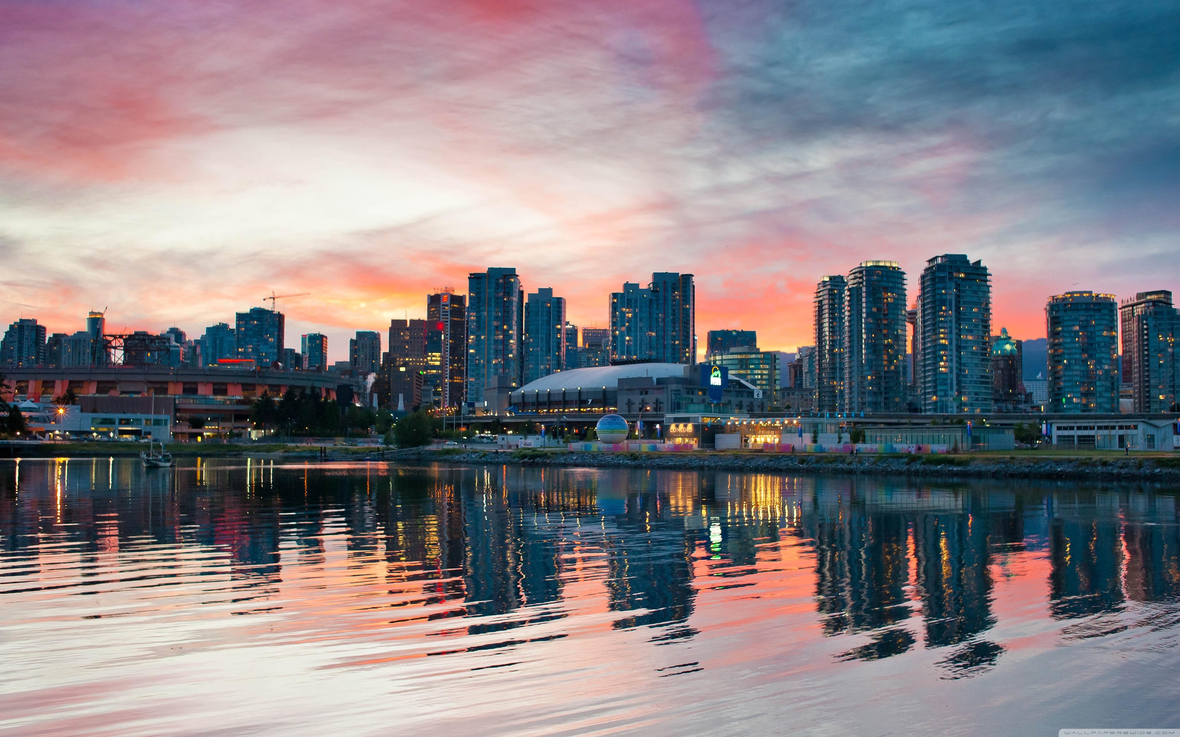 Vancouver Wallpaper 7   3840 X 2400 stmednet 3840x2400