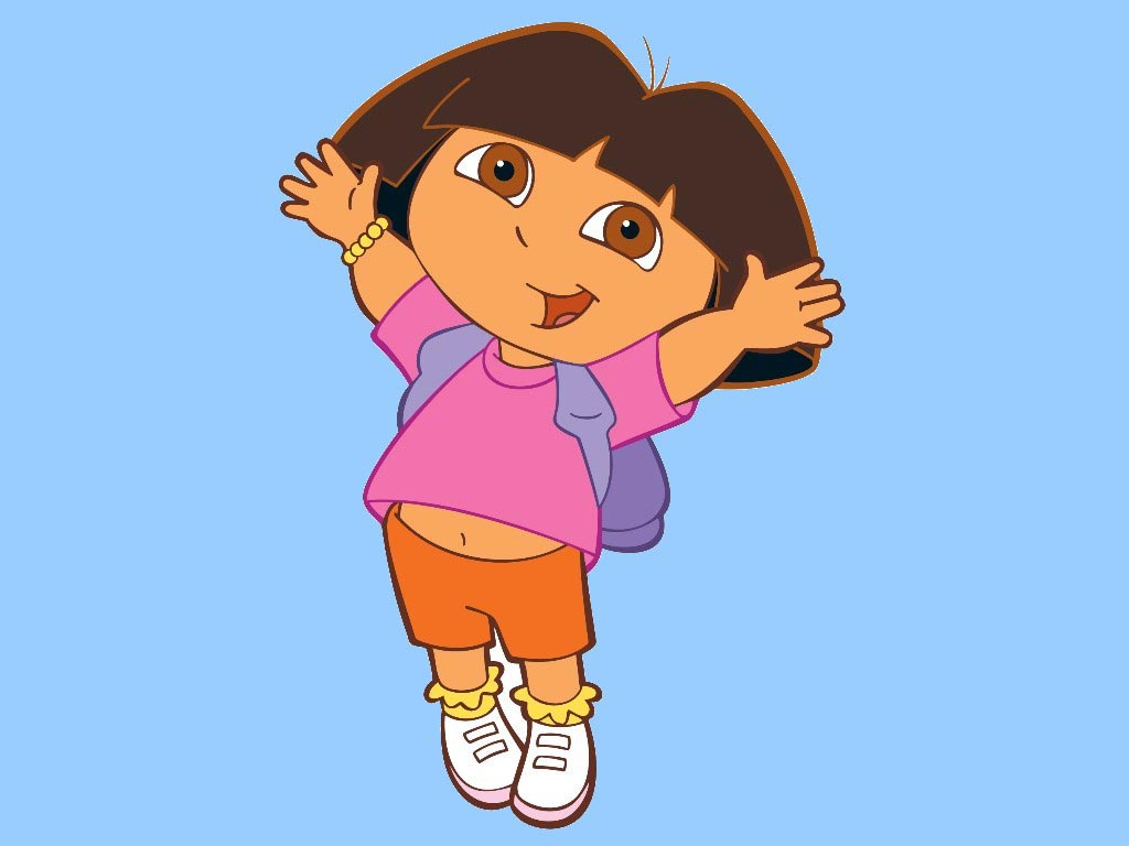 Dora Wallpaper   Dora The Explorer Wallpapers 1024x768