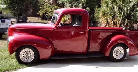 of 1940 ford pickup truck street rod for sale wallpaper Early Ford 540x284