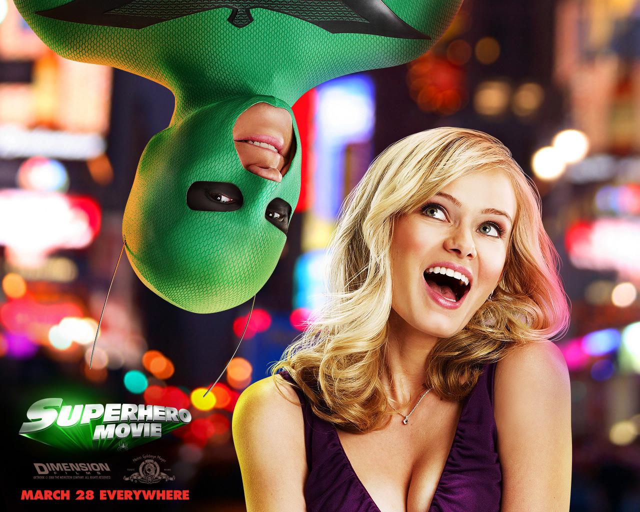 Superhero Movie   Movies Wallpaper 910345 1280x1024