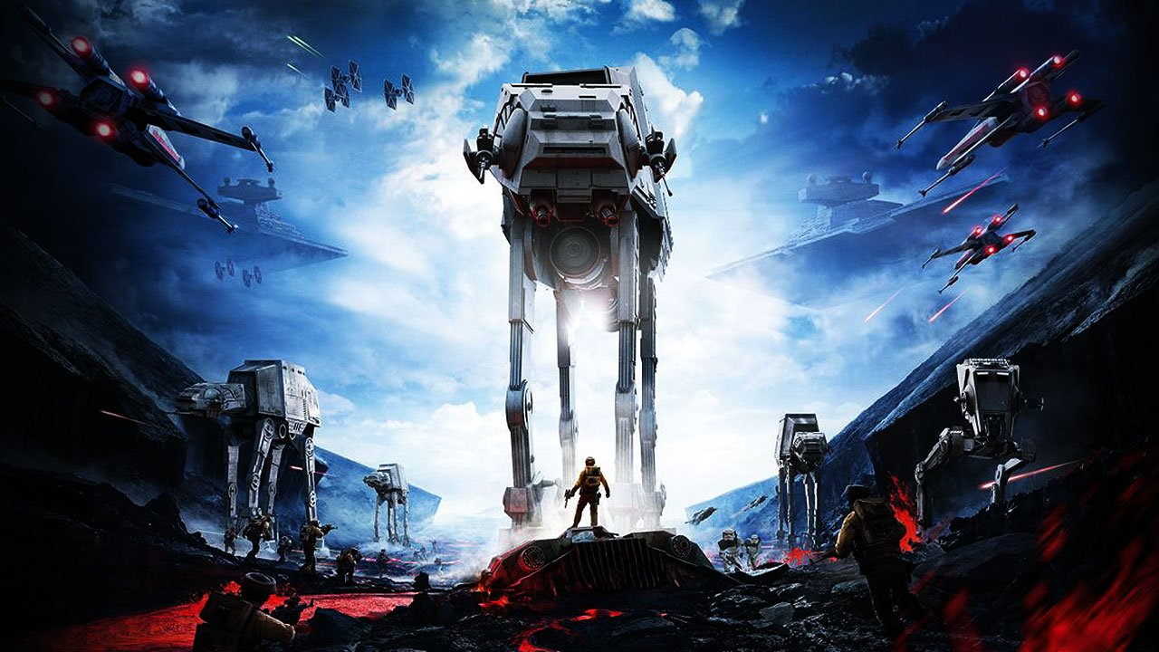 Star Wars Battlefront Wallpaper HD - WallpaperSafari