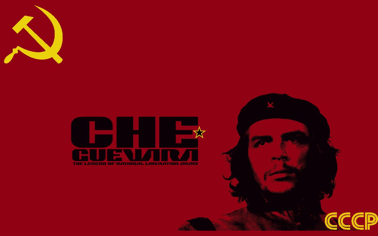 El Che Guevara Lives by Falcomav 1280x800