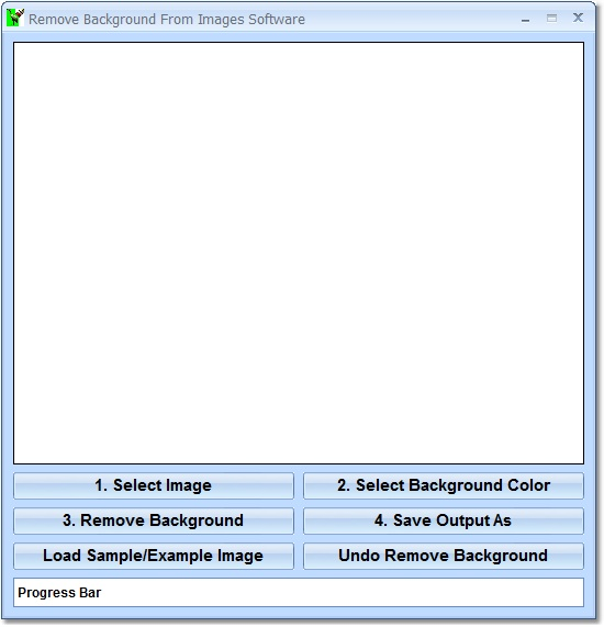 Remove Background From Images Software 70 full screenshot 550x571