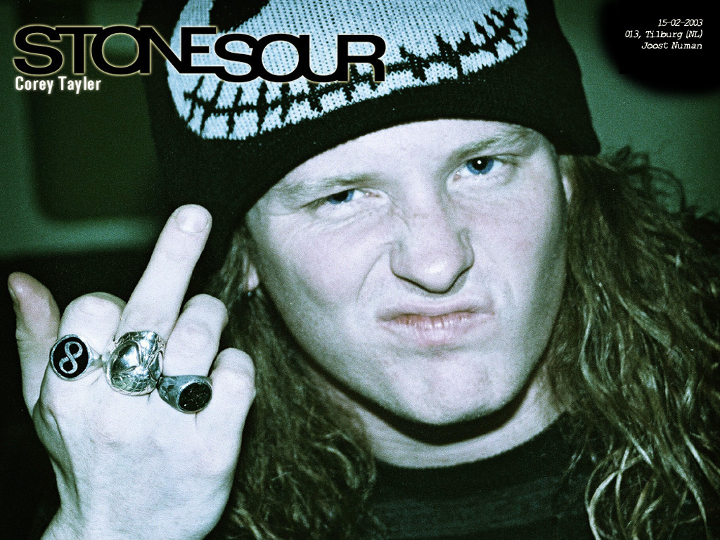 corey wallpapers   Corey Taylor Wallpaper 21693737 1024x768