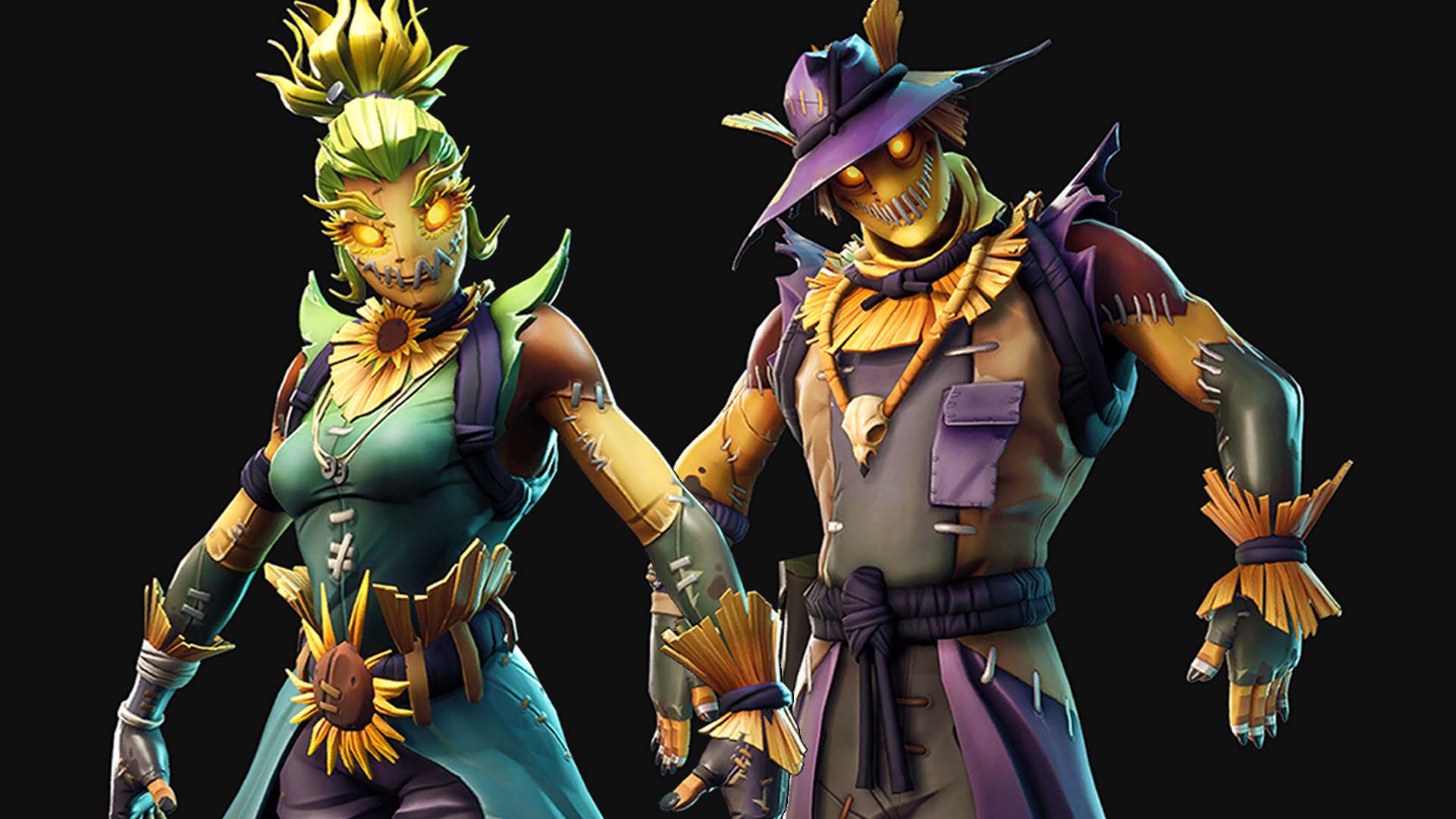 New Fortnite Halloween Skins 2018 4296 Wallpapers and Stock 1920x1080