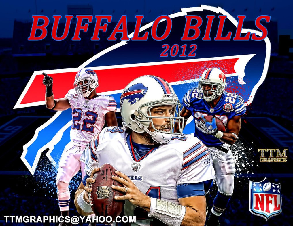 Buffalo Bills Wallpaper by tmarried 1017x786