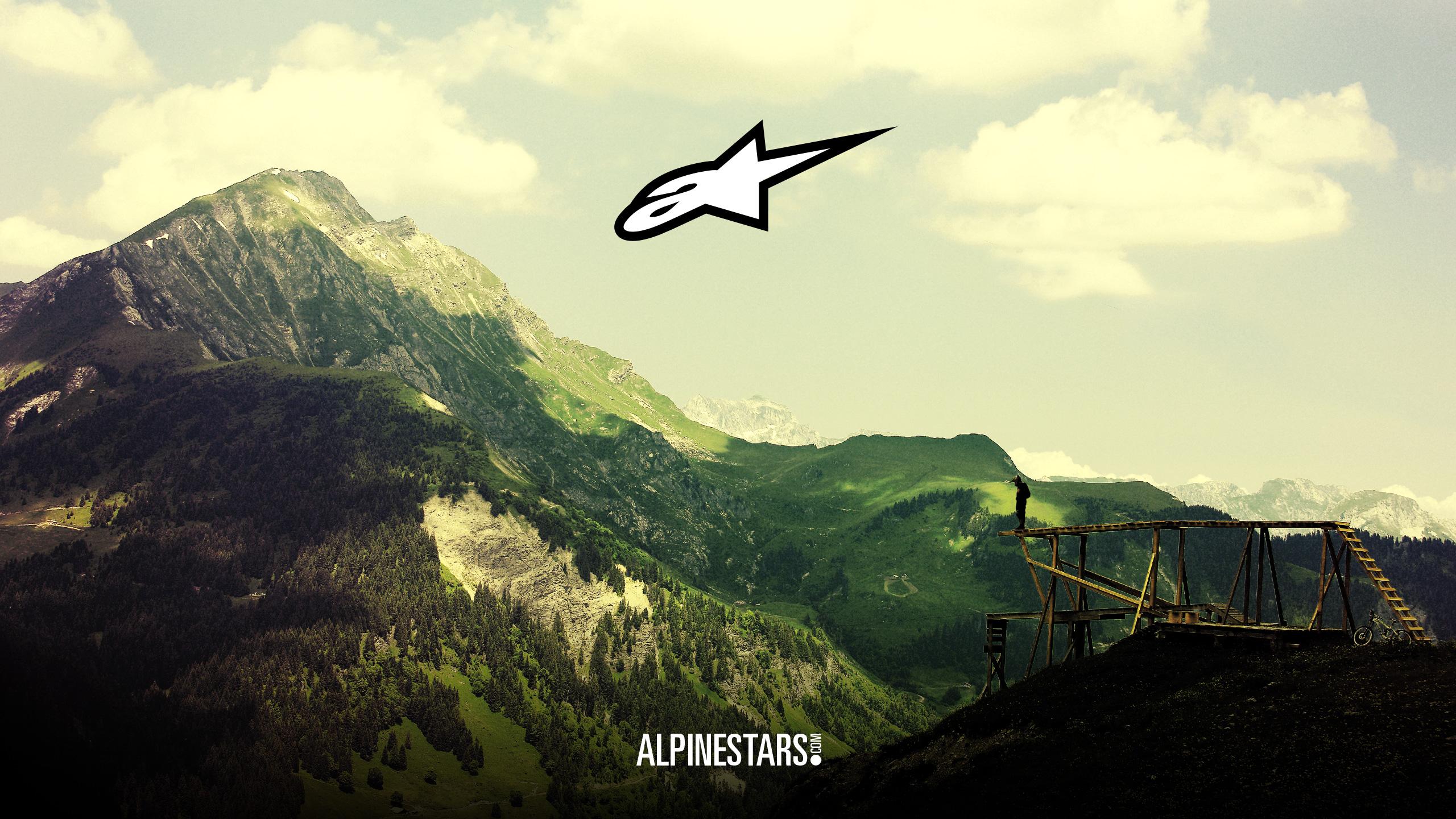 Alpinestar Logo Wallpaper 2560 x 1440 2560x1440