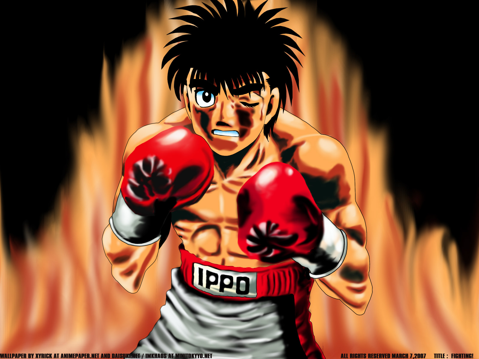 Free Download Hajime No Ippo Wallpapers 1600x1200 Px Iol3f7i 4usky