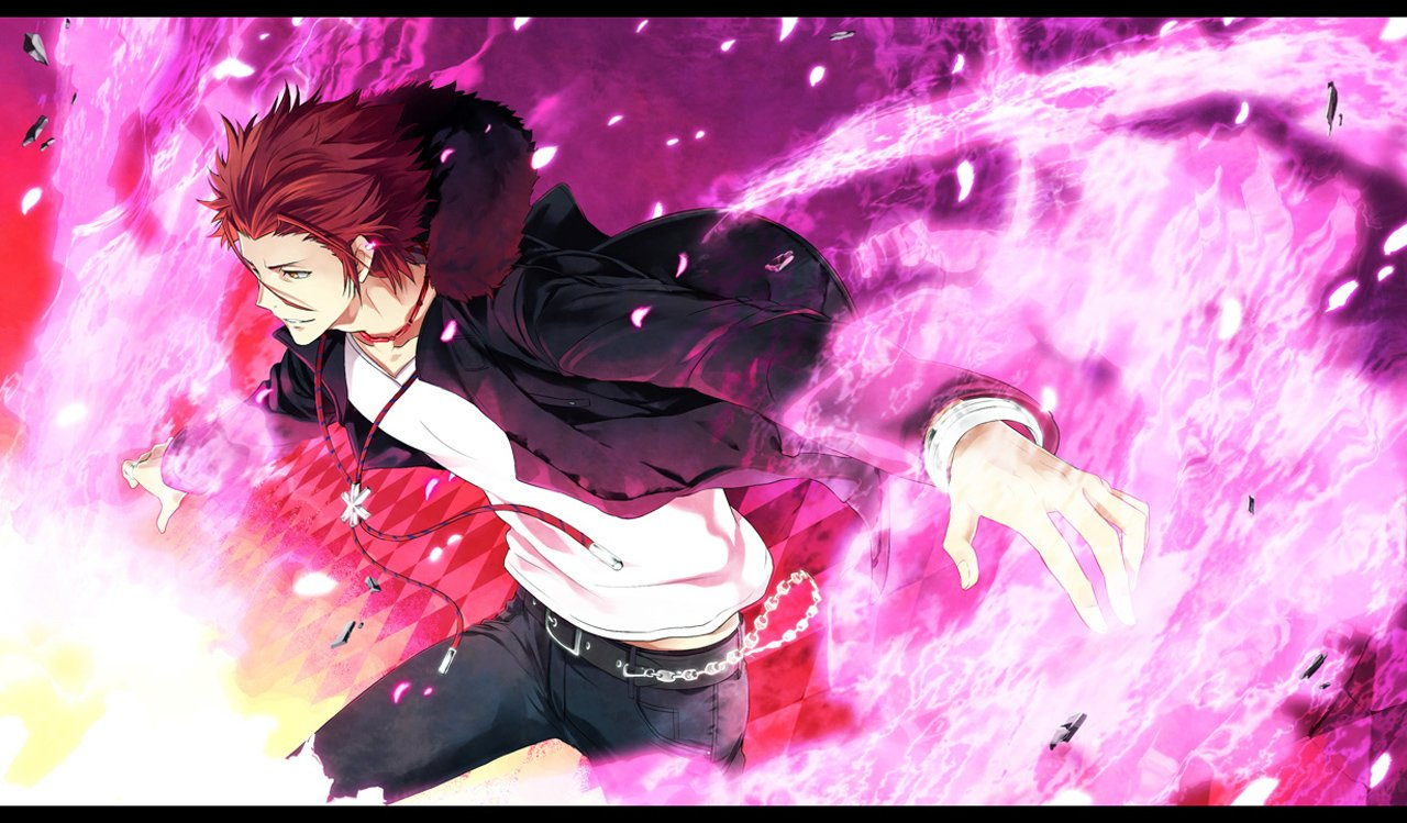 Project Mikoto Suoh Red King Anime HD Wallpaper Desktop PC Background 1280x749