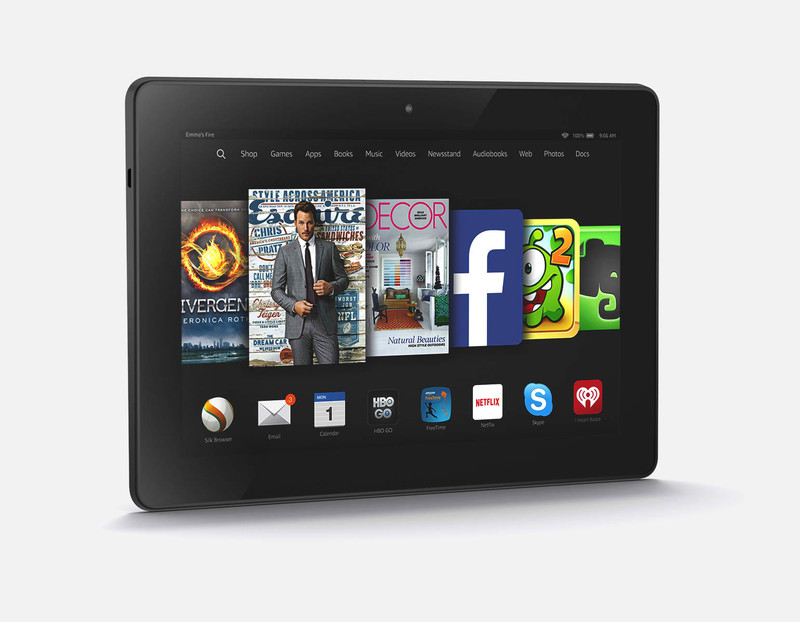Amazon fans its tablets Fire with refreshes Fire HDX 89 Fire HD 6 800x622