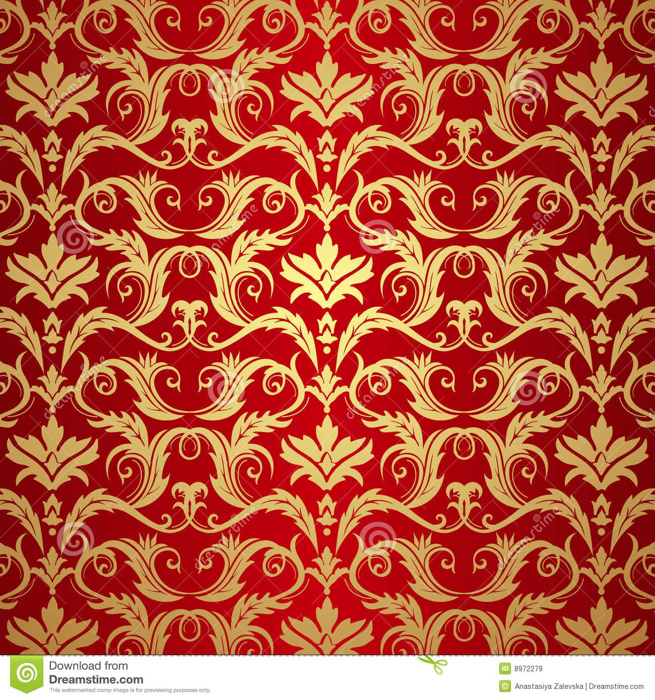 Kitchen Island Design Ideas Red And Gold Wallpaper Wallpapersafari