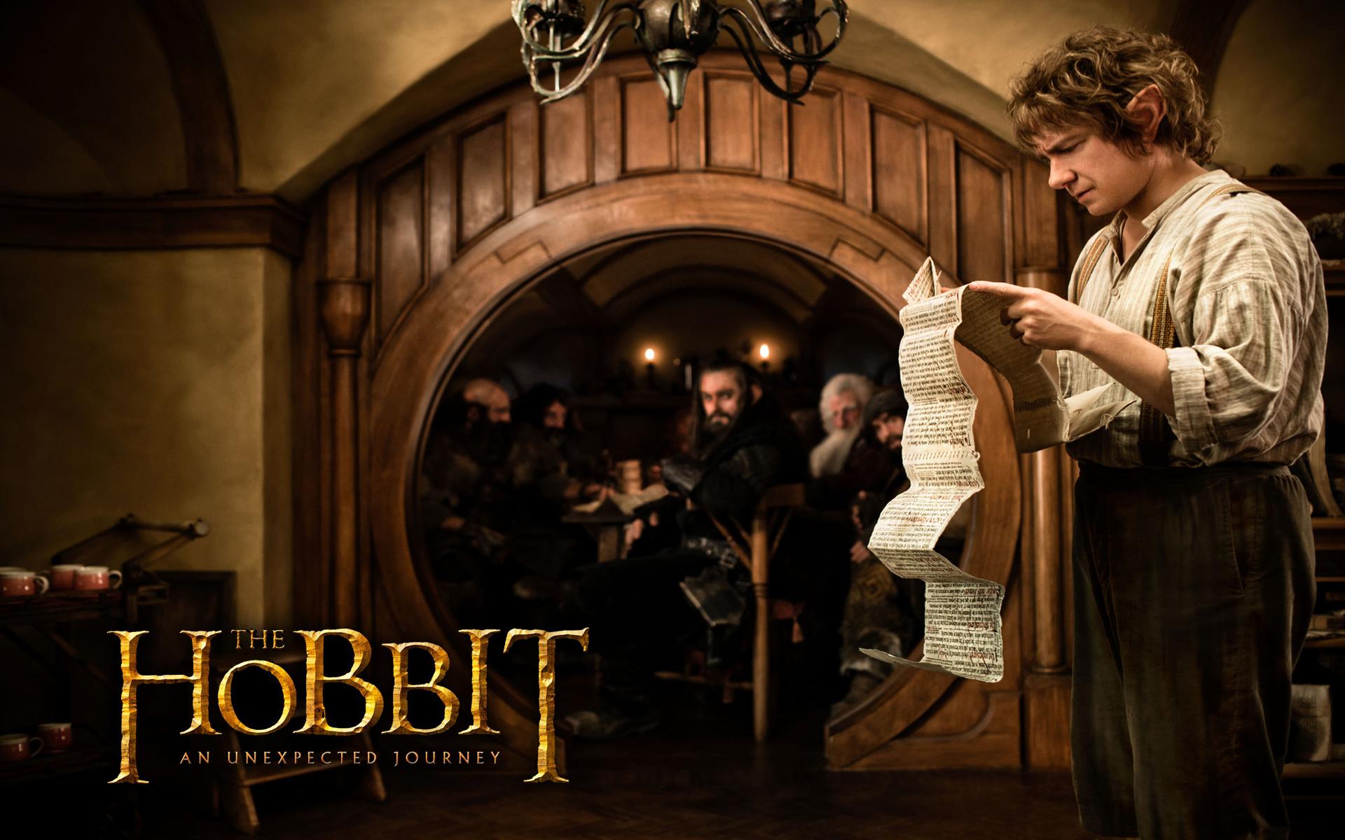 Bilbo Baggins in The Hobbit 2012 Wallpapers HD Wallpapers 1920x1200